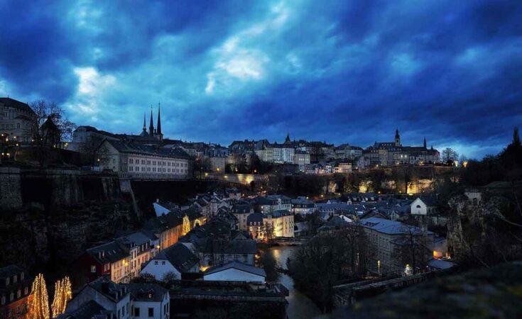 panorama Luxemburg