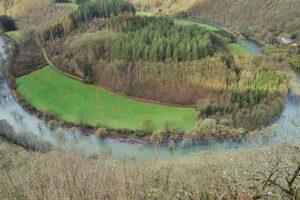 rivier in Luxemburg